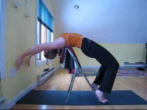 urdhva dhanurasana instructional series 1  2  youtube
