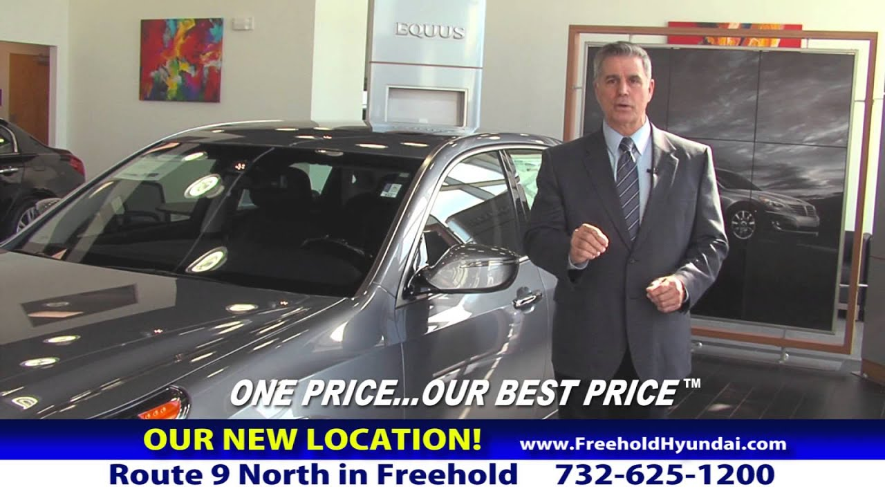 Freehold Hyundai Quot The New Way Quot Of Doing Business Tv Spot