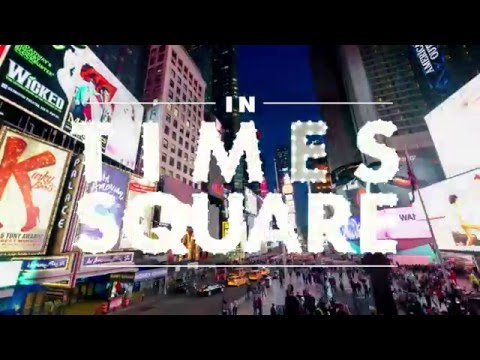 AMD Powers the Largest HD Display in Times Square