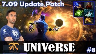 Universe - Enigma Offlane | 7.09 Update Patch | Dota 2 Pro MMR Gameplay #8