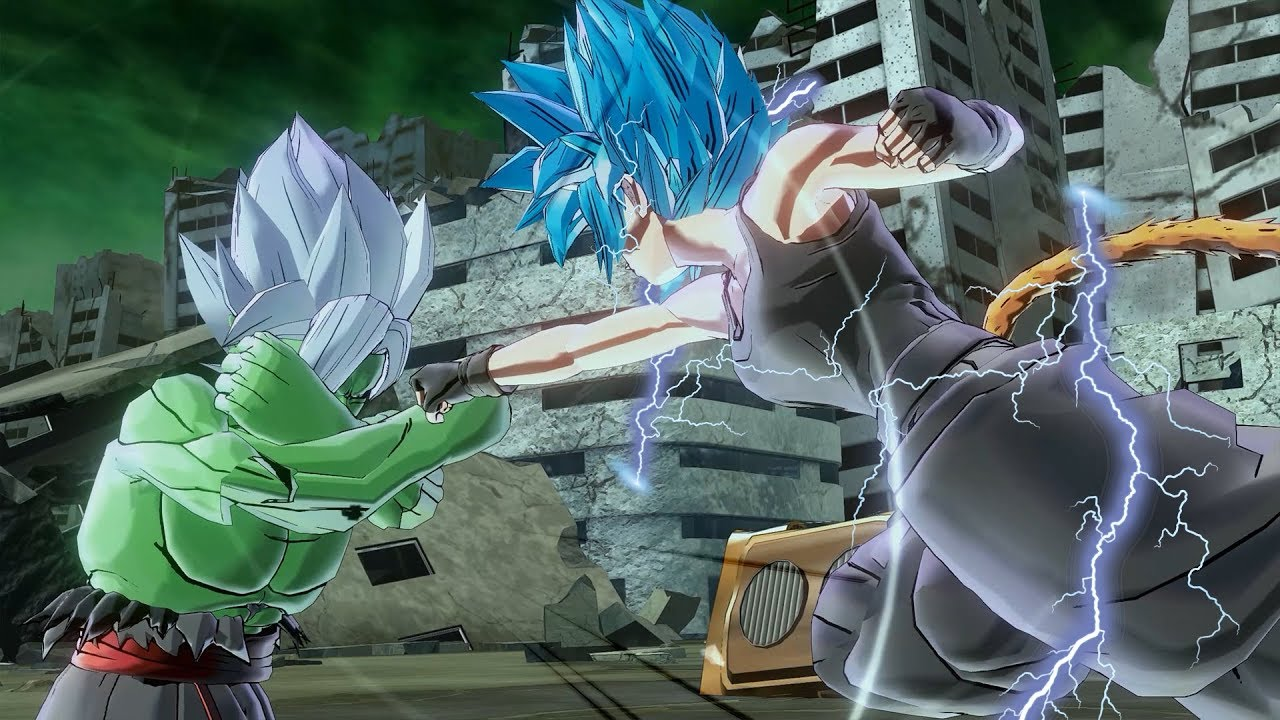 FINALLY PERFECTED! Mastered Super Saiyan Blue CaC Transformation! | Dragon  Ball Xenoverse 2 Mods by InbetweenGamer