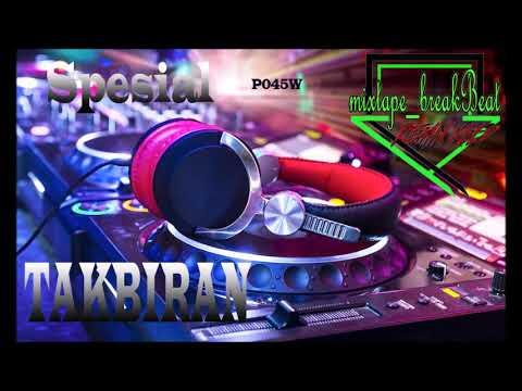 DJ TAKBIRAN 2018 FULL BASS BRO DI JAMIN SUKA DEH!!!!
