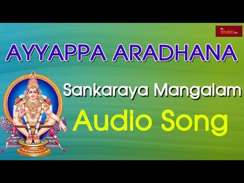 Sankaraya Mangalam Devotional Song | Ayyappa AradhanaAlbum