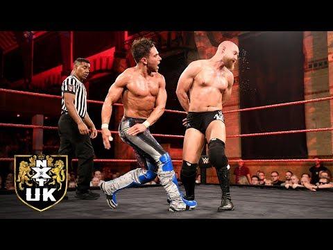 Zack Gibson vs. Noam Dar: WWE NXT UK, Oct. 31, 2018