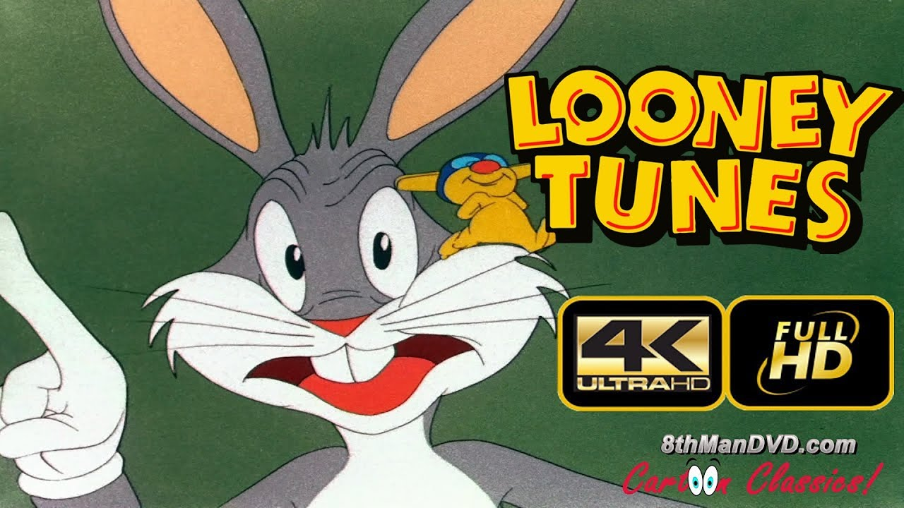 LOONEY TUNES (Looney Toons): Falling Hare (Bugs Bunny) (1943) (Ultra 4K)