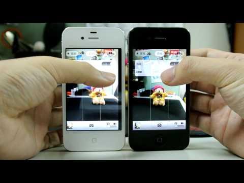 T客邦實測iPhone 4S vs. iPhone 4 開啟相機、拍照速度