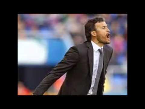 Luis Enrique favourite for Barca job