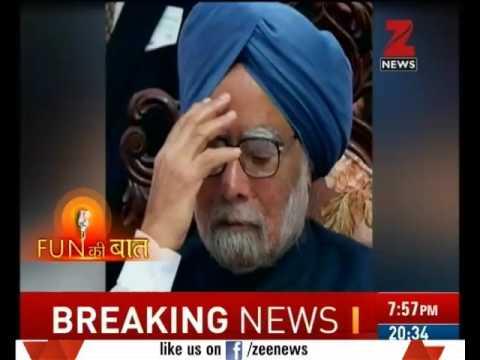Watch R.J Rounac spoof on Rahul Gandhi's  Earthquake  jibe