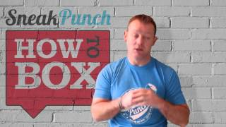 Keep Your Chin Down - How to Box