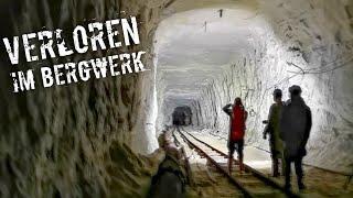Verloren im Bergwerk | Befahrung einer stillgelegten Grube | Urbex | Project History