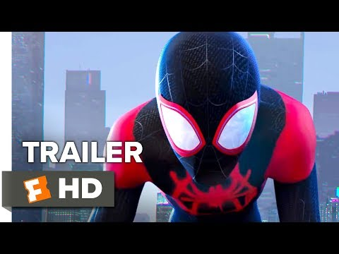 Spider-Man: Into the Spider-Verse Teaser Trailer #1 (2018) | Movieclips Trailers
