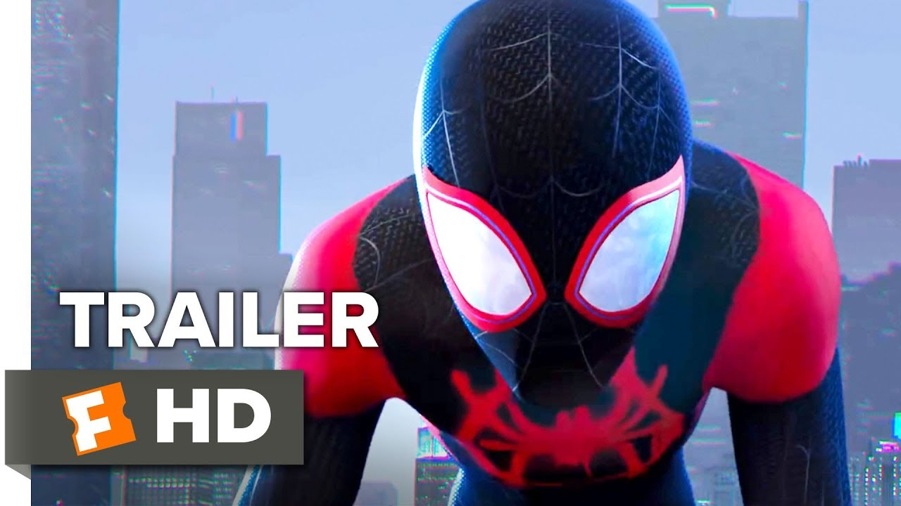 Spider Man Into The Spider Verse Teaser Trailer 1 2018
