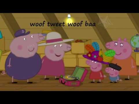 Sing with Peppa Pig- Songs with Lyrics 2