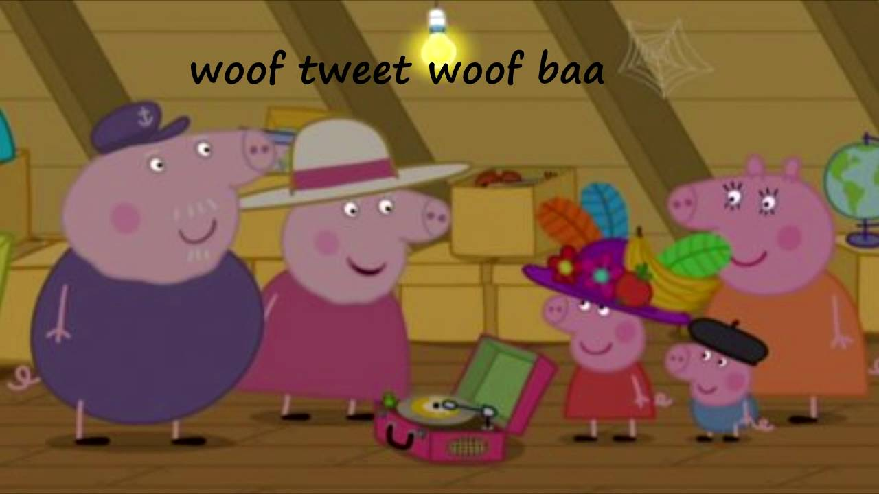 Sing With Peppa Pig Songs With Lyrics 2