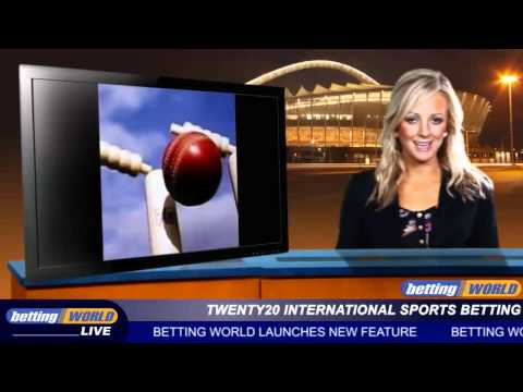 Twenty20 international sports betting