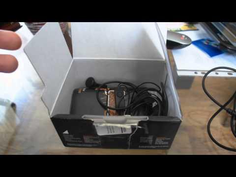 Samsung C3050 - Unboxing. Zawartość pudełka.