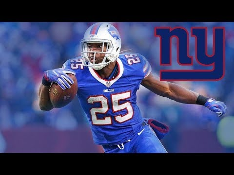 NY Giants Trade 2nd Overall Pick to The Bills for LeSean McCoy and Picks?   2018 NFL Trade Rumors