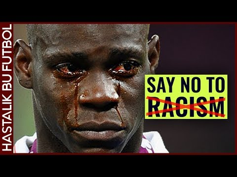 IRKÇILIĞA HAYIR (SAY NO TO RACISM)    Mario Balotelli, Samuel Eto'o, Romelu Lukaku