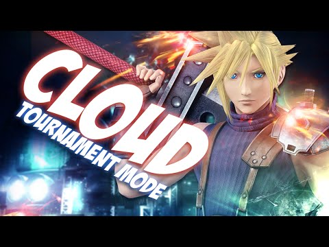 ZeRo Plays Cloud In Tournament Mode - Smash Bros Wii U