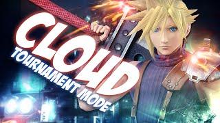 ZeRo Plays Cloud In Tournament Mode - Smash Bros Wii U
