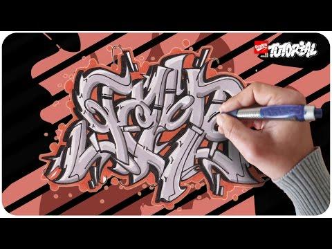Graffiti Lernen - Game Funky Style Schritt für Schritt