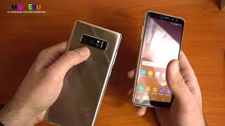Samsung Galaxy A8 2018 : Bello ma costoso | Recensione [ ITA ]