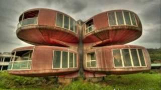 Самые странные здания мира! часть1.