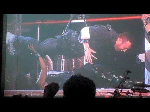 Janet Jackson concert Sept 2008 discipline song in Toronto