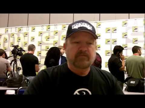 SDCC 2010 - Supernatural - Jim Beaver Interview