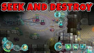 New CHALLENGE SYSTEM - Seek and Destroy - IMPOSSIBLE