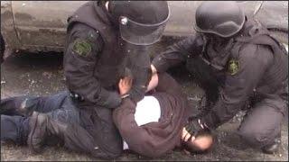 Задержание убийц сотрудников ГИБДД в Астрахани