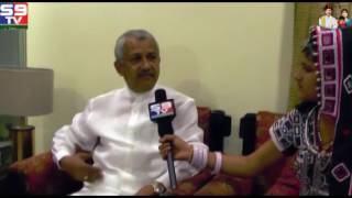 "Girijana mudhu bidda sri.tejavath ramchandru nayak special interview with ""S9TV""."