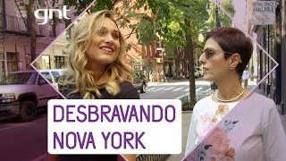 Sasha Meneghel mostra seus lugares preferidos em Nova York | GNT Fashion | Lilian Pacce | Moda