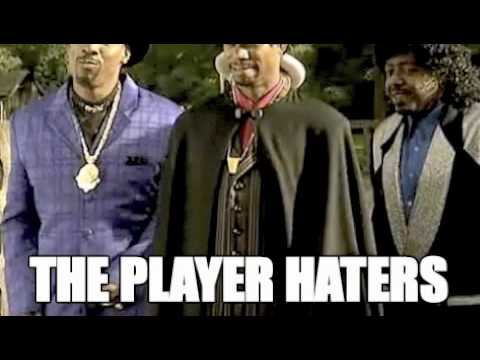 Comedy central player haters ball