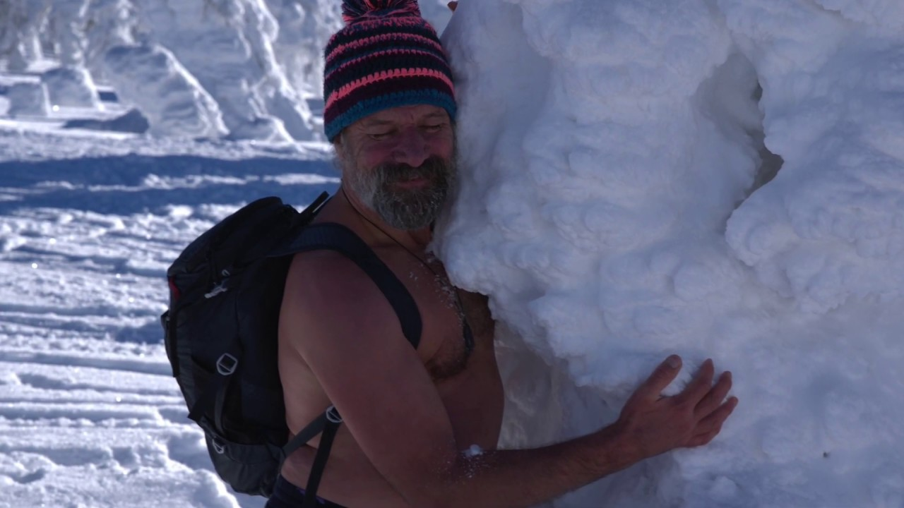 Wim Hof Method - Climb the Mountain