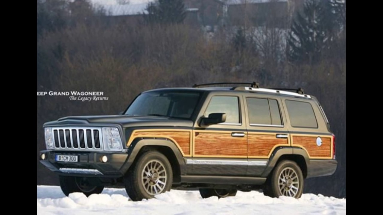 2018 new jeep grand wagoneer woody price - youtube