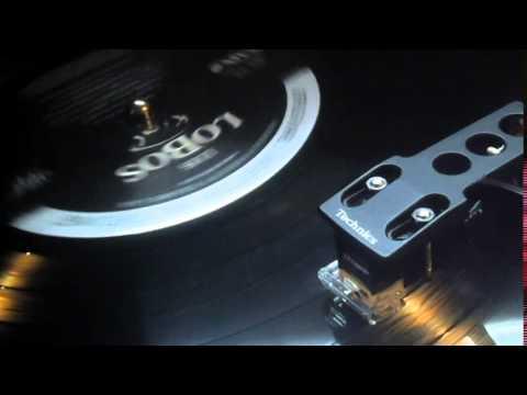 Los Lobos Kiko And The Lavender Moon LP Recording