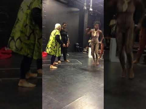 LUKUMI Rehearsal (Sept 14 2017)