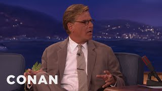 Aaron Sorkin Is A Terrible Arguer  - CONAN on TBS