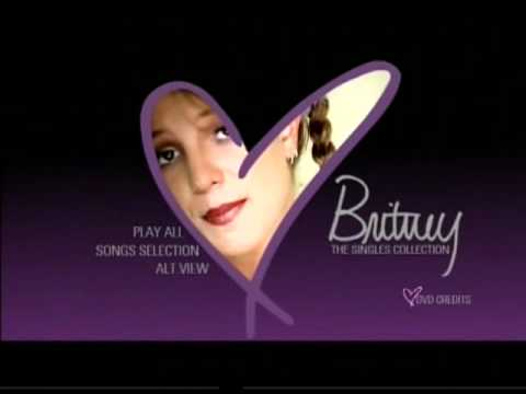 Britney Spears - The Singles Collection DVD - YouTube