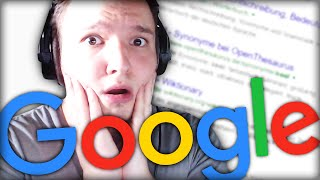 DAS GOOGLE SPIEL ... !!! - The Higher Lower Game | DannyJesden