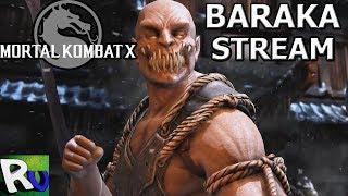 💪ИСПЫТАНИЕ БАРАКИ💪| Mortal Kombat X mobile(ios)