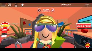 WE FORGET TO BRING PR FRIENDS AT ROBLOX-SCHOOL OBBY