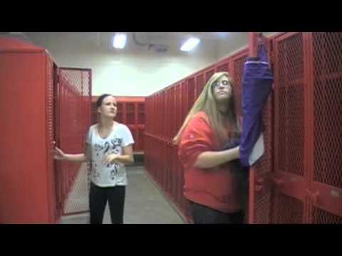 Hidden locker room