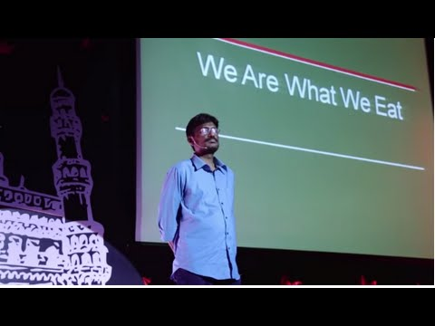 Poison on our Plate | Ramanjaneyulu GV | TEDxHyderabad