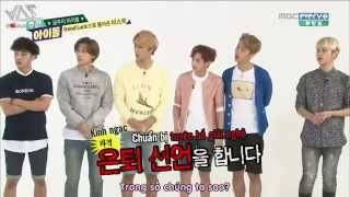 [Vietsub] 140618 BEAST Weekly Idol by G6subteam