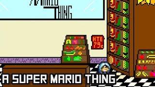 A Super Mario Thing • Super Mario World ROM Hack [1of2]
