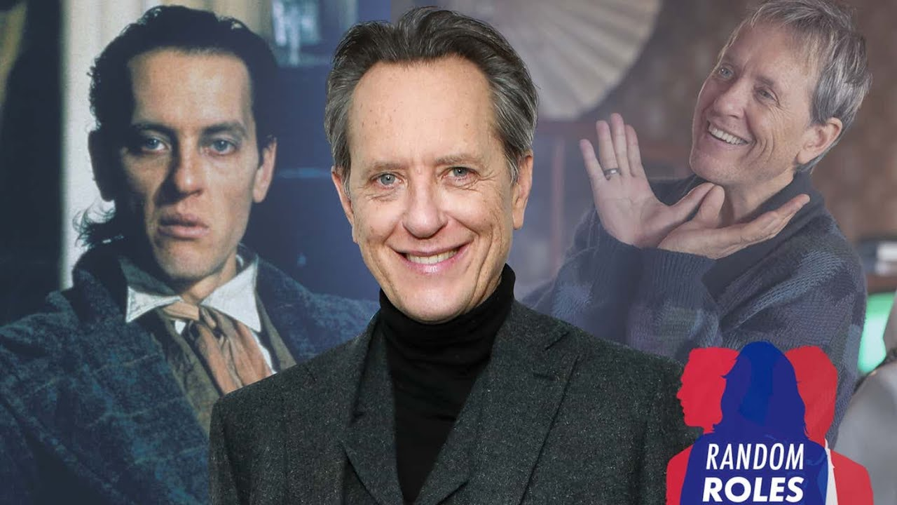 From Spice World to Loki, Richard E. Grant will always be a fanboy at heart