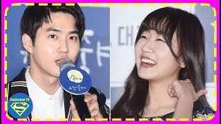 """""""Student A"""" Cast Discusses Film, EXO's Suho On 11-Year Age Gap With Kim Hwan Hee"""