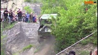Turkov padk echto GAZ 69 off road Lky 2018